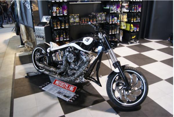 Swiss Moto 2012